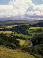 The South Tyne Valley © Natural England/Charlie Hedley