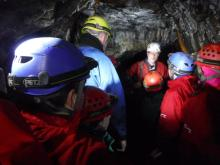 Mine exploration in the North Pennines © Canoes, Mountains and Caves