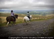 Hartside Packhorse Trail © NPAP/Charlie Hedley