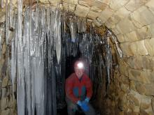 Mine exploration in the North Pennines © Pinpoint Adventure