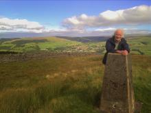 Walking on the moors above Alston © Alston Walkers are Welcome