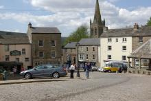 Alston main street © NPAP/Elfie Warren