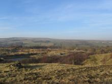 View over Harehope Quarry © NPAP/Gearoid Murphy