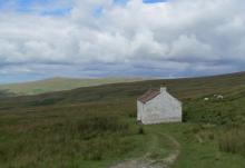 Cottage near Hartside summit © NPAP/Simon Wilson