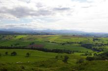 View of he Eden Valley from Cumrew © Ron Kenyon
