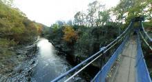 Wynch Bridge virtual tour