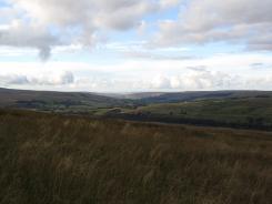Above Garrigill in the South Tyne Valley © NPAP/Gearoid Murphy