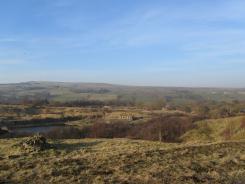 View over Harehope Quarry © NPAP/Gearoid Murphy