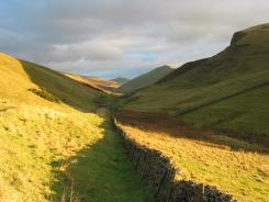 View of Pikes from Knock Fell © NPAP/Elizabeth Pickett